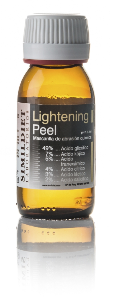 Peeling-Lightening